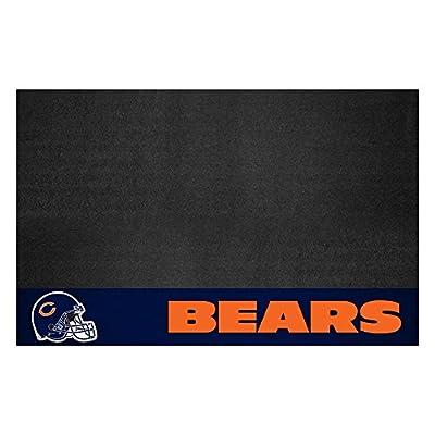 Fan Mats NFL Chicago Bears Grill Mat