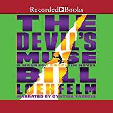 The Devil's Muse Audiobook by Bill Loehfelm Narrated by Cynthia Farrell