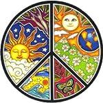 Dan Morris - Peace - Window Sticker /...