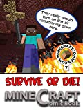 Minecraft: SURVIVE OR DIE 7 (Minecraft Comics)