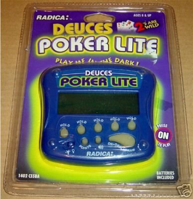 Buy Radica Deuces Poker Lite
