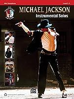 Michael Jackson Instrumental Solos: Alto Sax