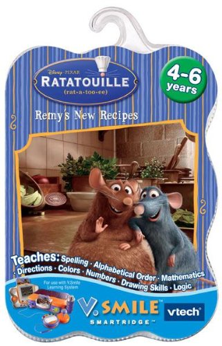 VTech - V.Smile - Ratatouille