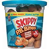 Skippy P.B. Bites Double Peanut Butter 6 Oz Snack Pack