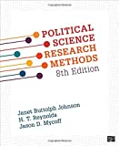 img - for Political Science Research Methods (Eighth Edition) book / textbook / text book