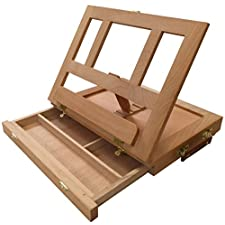 Folding Artist Desk Easel