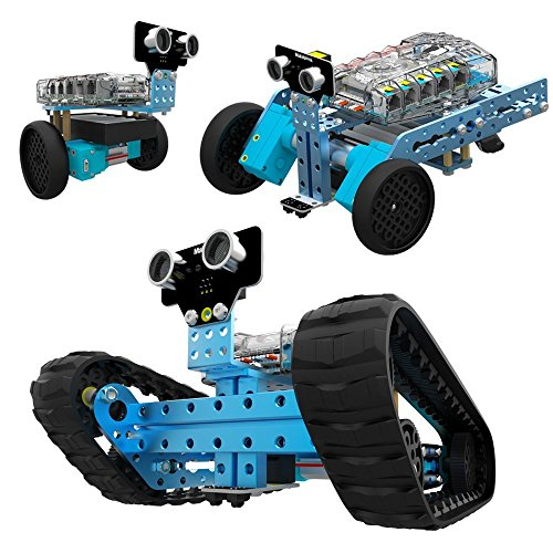 Makeblock-DIY-mBot-Ranger-Transformable-STEM-Educational-Robot-Kit-3-in-1-Robot-Kit-Arduino-Scratch-20-Learn-Coding-Robotics-Electronics-and-Have-Fun