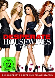 Desperate Housewives - Die komplette achte Staffel [6 DVDs]