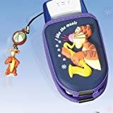 3-D Tigger Cell Phone Case Pouch w/ Flashing Charm Strap