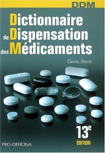 Livre dictionnaire de dispensation des m dicaments for Nombre 13 signification