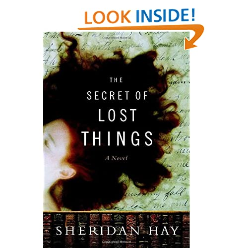 The Secret of Lost Things: A Novel