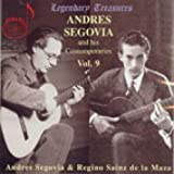 img - for SEGOVIA & His Contemporaries VOL.9 by ANDRES SEGOVIA/ REGINO SAINZ DE LA MAZA [Korean Imported] (2005) book / textbook / text book