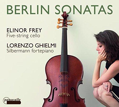 Berlin Sonatas - Five-string Cello & Silbermann Fortepiano (Johann Christoph Friedrich Bach compare prices)