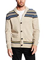 Timberland Chaqueta Punto Red Hill River (Beige)