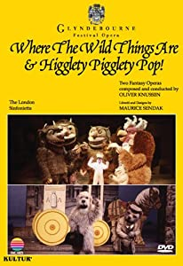 Knussen, Sendak: Where The Wild Things Are / Higglety Pigglety Pop!