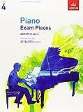Piano Exam Pieces 2015 & 2016, Grade 4: Selected from the 2015 & 2016 Syllabus (ABRSM Exam Pieces)