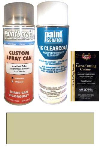 1993 Dodge Van-Wagon Light Tundra T2/Jt2 Touch Up Paint Spray Can Kit - Original Factory Oem Automotive Paint - Color Match Guaranteed