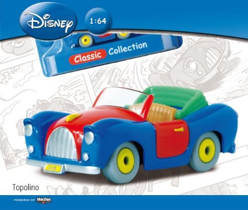 Disney Die-cast Car for Mickey 1:64 Scale - 1