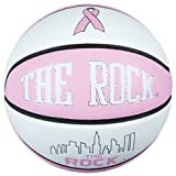 Anaconda Sports® The Rock® MG-4500-PC-PK15 Women's Think Pink 2015 Basketball