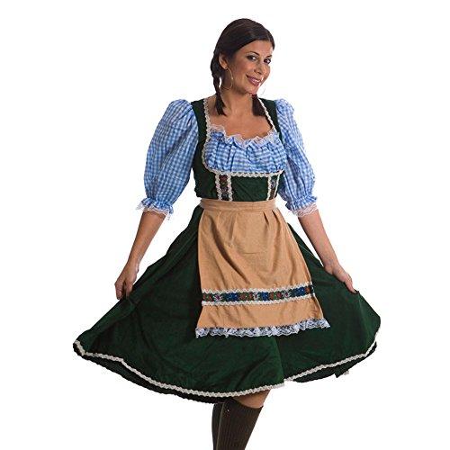 Woman (Womens Fraulein Oktoberfest Costumes)