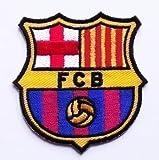Ecusson brodé Ecussons Thermocollants FCB FC Barcelona