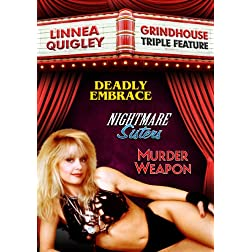Quigley, Linnea - Grindhouse Triple Feature
