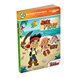 LeapFrog LeapReader Junior Book: Disney's Jake and the Never Land Pirates (works with Tag Junior) Children, Kids, Game
