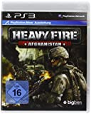 Heavy Fire - Afghanistan - [PlayStation 3]