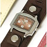 Kahuna Girls Interchangeable Strap Brown Dial Ladies Watch 283/0663