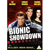 "Bionic Showdown: The Six Million Dollar Man and the Bionic Woman [UK Import]von ""Lindsay Wagner"""