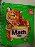 9780153367083: Harcourt Math, Grade 5, Teachers Edition (3 Volumes)