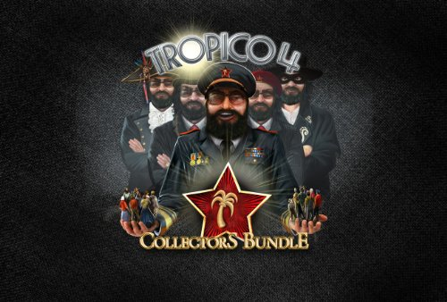 Tropico 4: Collectors Bundle [Download]