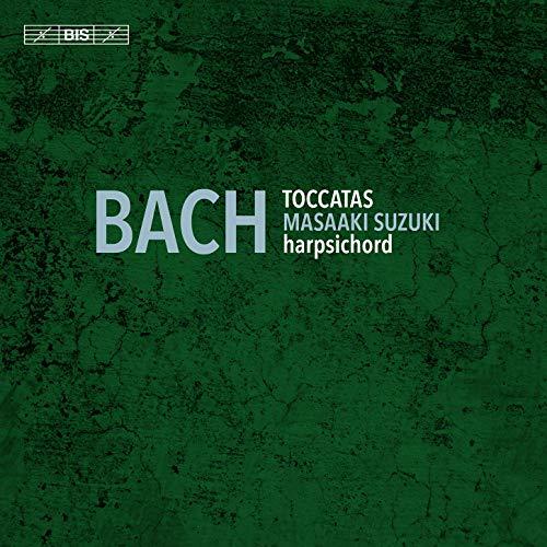 SACD : BACH,J.S. / SUZUKI - Toccatas Bwv 910-916