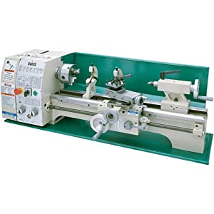 Grizzly G0602 Bench Top Metal Lathe, 10 x 22-Inch from Grizzly