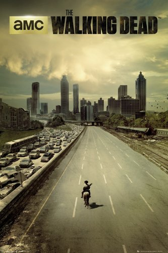 GB eye, The Walking Dead, City, Maxi Poster, 61x91.5cm