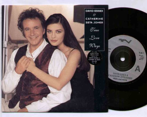 david-essex-catherine-zeta-jones-true-love-ways-7-vinyl