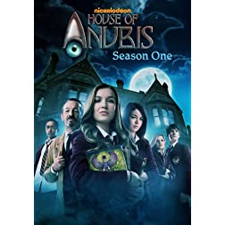 House of Anubis: Season 1 (5 Discs)