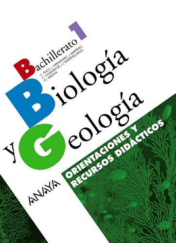 Biología y Geología. Orientaciones y recursos didácticos.
