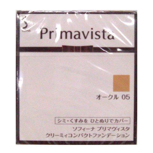 PV クリーミィコンパクトFD オークル05