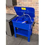 Eastwood 20 Gallon Steel Automotive Parts Cleaner Washer
