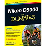 Nikon D5000 For Dummies ~ Julie Adair King