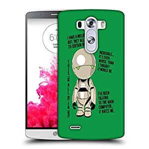 Snoogg This Will All End In Tears Designer Protective Back Case Cover For LG G3 STYLUS