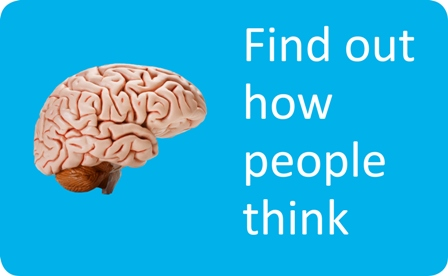 Psychology: Find out how people think