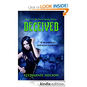 Deceived (Book 2 in the Gwen Sparks Series)