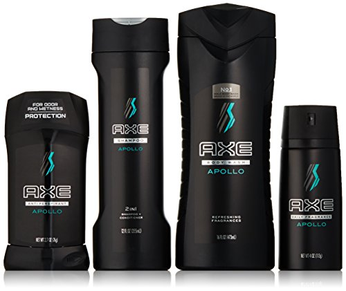 AXE Holiday Gift Bag for Men, Apollo
