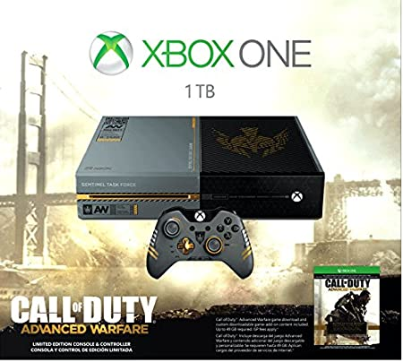 Xbox One Limited Edition Call of Duty: Advanced Warfare Bundle