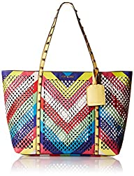 Steve Madden Bbelaa Perforate Tote Bag