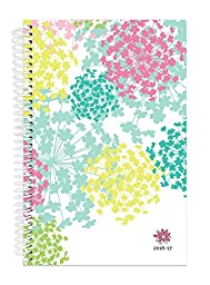 Bloom Daily Planners 2016-17 Academic Year Daily Planner Passion Goal Organizer Fashion Agenda Weekly Diary Monthly Datebook Calendar August 2016 - July 2017  6\