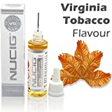 Virginia Roll Up Flavour Large 20ml Eliquid â Exclusive Integrated Dispensing Point â VG Premium Base for ecigarette electric cigarette electronic cigarette clearomiser clearomizer eshisha ehookah e cigarette (Virginia Roll Up)