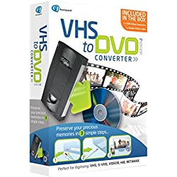 Avanquest VHS to DVD Converter V2